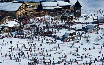 TOP 50 SKI RESORTS MAIS VISITADOS DO MUNDO